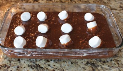 Smores Brownie