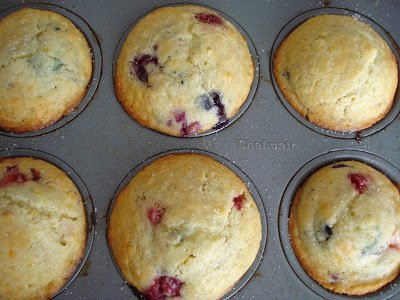 Triple Berry Muffin-FL