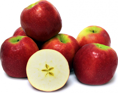 Organic, Apple, Cripps, Red, Large