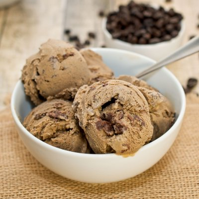 Mocha Ice Cream, Like It