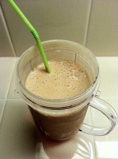 Chocolate Shake- 16 oz