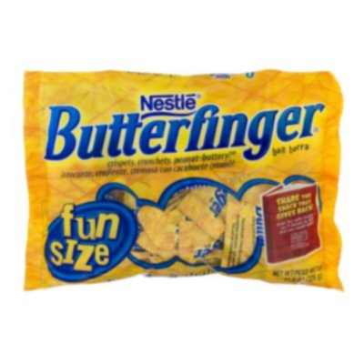 Freezee, Butterfinger 12 oz