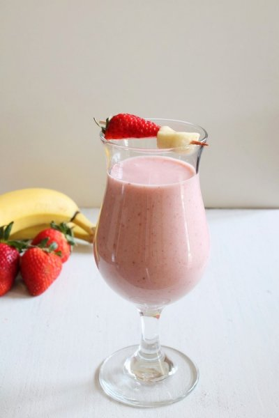 Savory Strawberry Shake, Like It