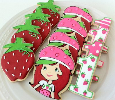 Strawberry Shortcake Large