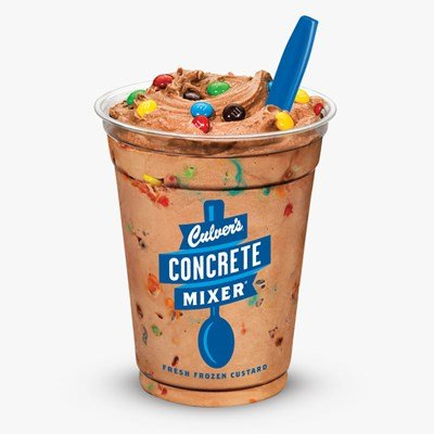 Mint Oreo Concrete Mixer, Short