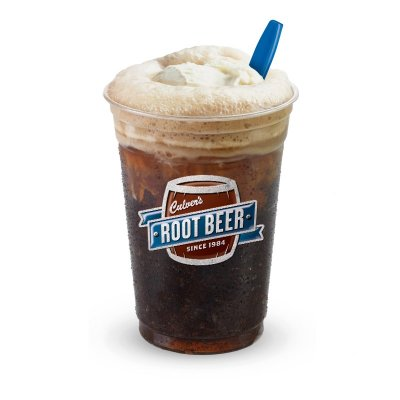 Culver's Root Beer Float, Tall