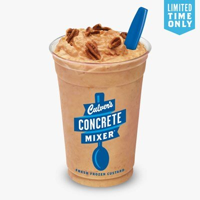 Vanilla Concrete Mixer, Medium