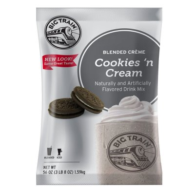 Carvalanche Cookies N' Cream Large