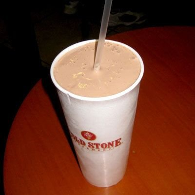 Chocolate Frosty Shake, Large