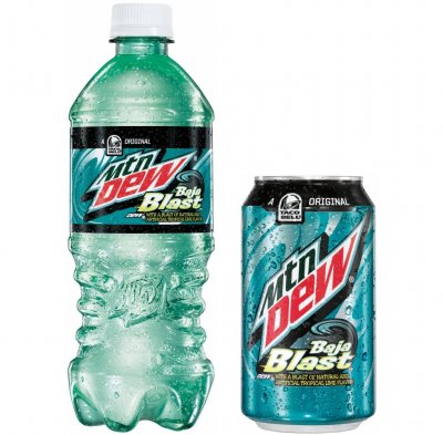 Mountain Dew 12 oz