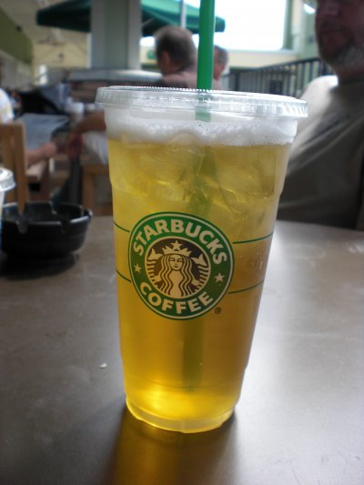 Iced Tea Unsweeted, large