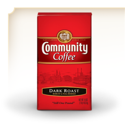 Dark Roast 16 oz