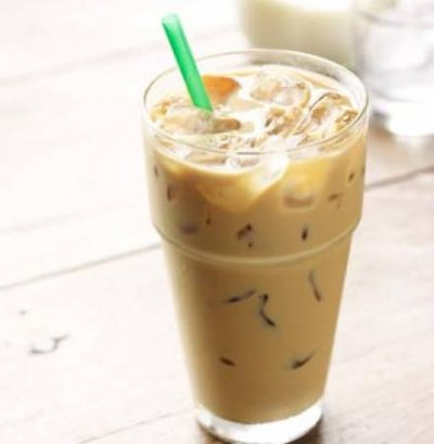 Iced Coffee With Whole Milk (Venti)