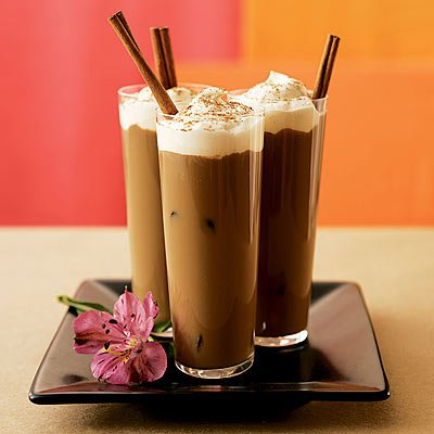 Iced Coffee with Sugar Free French Vanilla Syrup (Small)