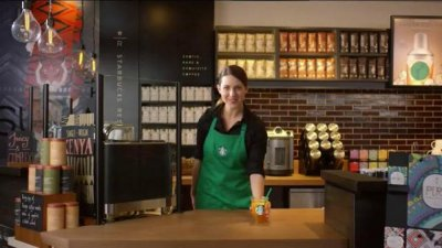 Teavana Shaken Iced Passion Tango Tea Lemonade (Grande)