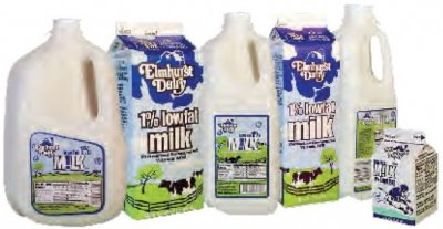 1% Low Fat Milk