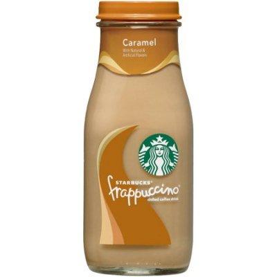 Starbucks Bottled Vanilla Light Frappuccino Coffee Drink (Bottle)