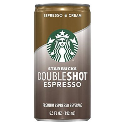 Starbucks Doubleshot Espresso Drink (Bottle)