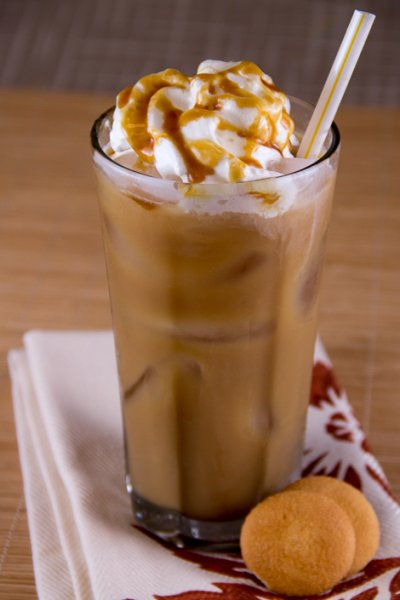 Caramel Iced Coffee (pre-made) (One Size)