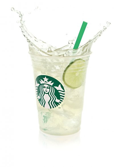Cool Lime Starbucks Refreshers Beverage, Venti
