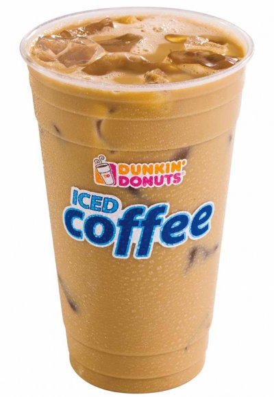 Iced Coffee, medium