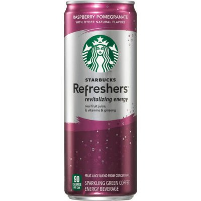 Starbucks Refreshers Raspberry Pomegranate