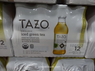 Tazo Bottled Iced Passion (Bottle)