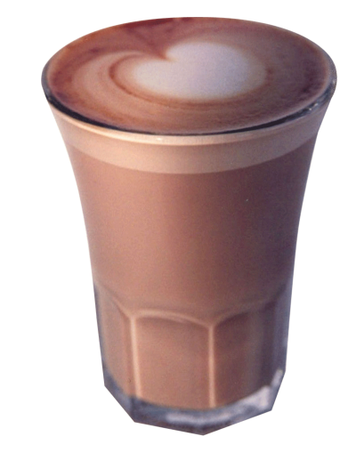 Caffe Latte with 2% Milk (Grande, 16 oz)