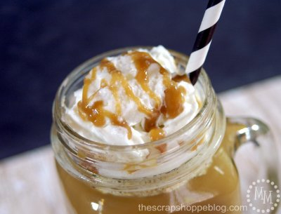 Iced Coffee-- Caramel (Small)