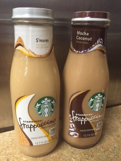 Starbucks Iced Coffee + Milk (Bottle)