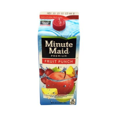 Minute Maid Strawberry/Banana Smoothie