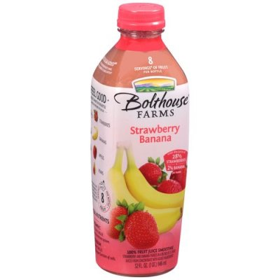 Minute Maid Strawberry Smoothie