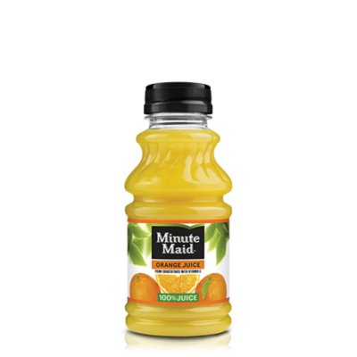 Orange Juice 10 oz