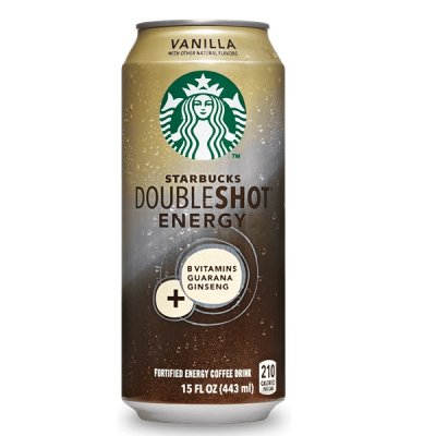 Starbucks Doubleshot Energy Hazelnut Drink (Bottle)