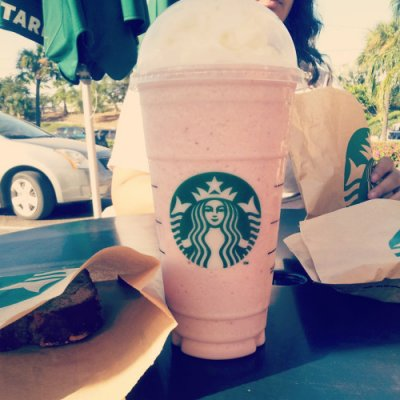 Chai Creme Frappuccino Blended Creme, Nonfat Milk (Tall)