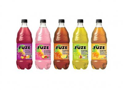 Fuze Black Tea with Lemon