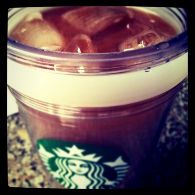 Iced Coffee-- Regular (Medium)