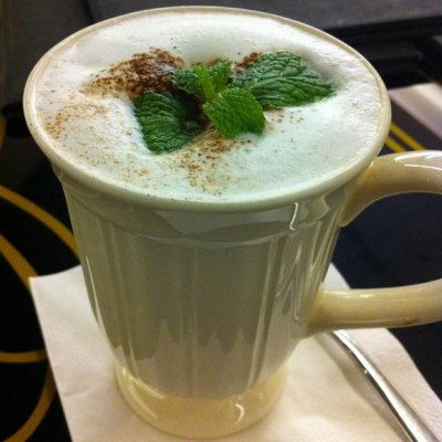 Mint Hot Chocolate, Small