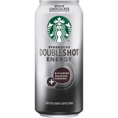Starbucks Doubleshot Energy White Chocolate Drink (Bottle)