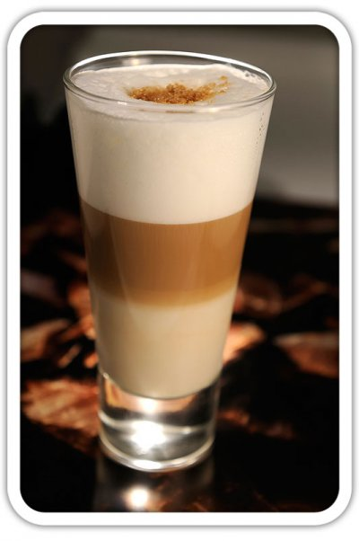 Caramel Macchiato with Nonfat Milk (Grande, 16 oz)