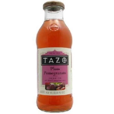 Tazo Bottled Plum Pomegranate (One Size)