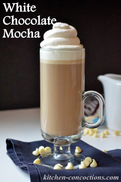 White Chocolate Mocha Frappuccino Blended Coffee, Soy Milk (Mini)