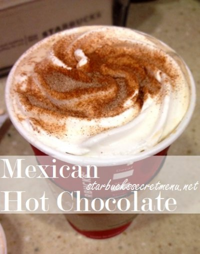 Hot Chocolate, Soy Milk (Grande)