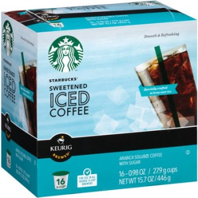 Iced Coffee - Mocha 16 oz