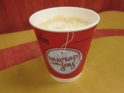 French Vanilla Latte (Small)