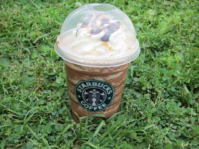 Mocha Frappuccino Blended Coffee, Soy Milk (Tall)