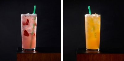 Fizzio, Orange Cream Soda (Trenta)