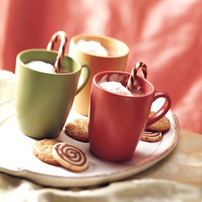 Nonfat White Hot Chocolate (Small)