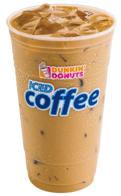 Caramel Iced Coffee, Large
