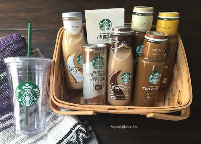 Starbucks Bottled Vanilla Frappuccino Coffee Drink (Bottle)